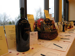 Sip of Snoqualmie Silent Auction