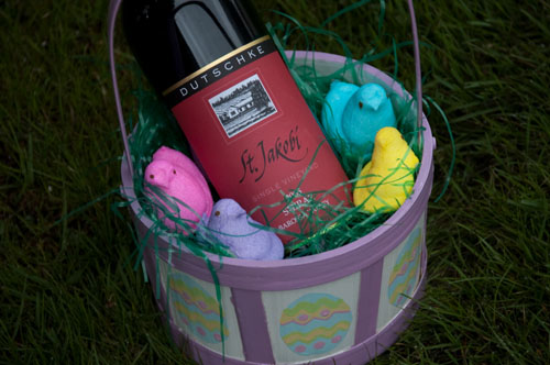 Happy Easter from your Wine Peeps!