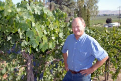 Dick Boushey of Boushey Vineyards