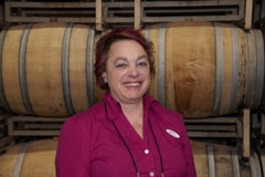 Patricia Gelles of Klipsun Vineyard