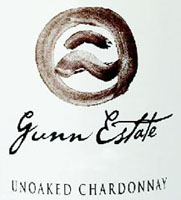 Gunn Estate Unoaked Chardonnay