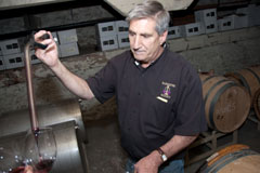 Greg Lipsker of Barrister Winery