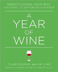 A Year of Wine by Tyler Colman aka Dr. Vino