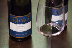 Saviah Red Mountain Syrah