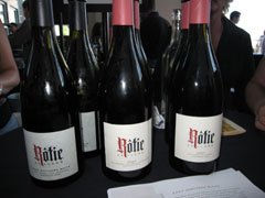 Wines from Rotie Cellars in Walla Walla, Washington