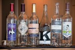 Washington Rosé: Parejas, Barnard Griffin, Columbia Crest, K, Saviah, Trust