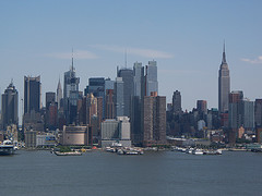 New York City skyline (Photo by Eva Abreu)
