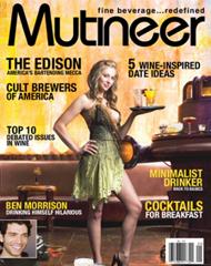 Mutineer Magazine, August/September 2009