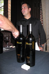 Col Solare winemaker, Marcus Notaro