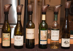 Washington Pinot Gris lineup