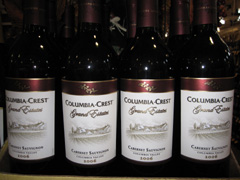 2006 Columbia Crest Grand Estates Cabernet Sauvignon