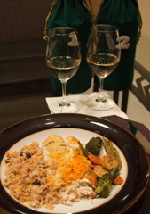 Challenging Wine Pairing: Salsa Verde Chicken Enchiladas