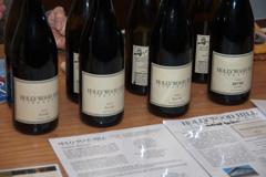 Wines from Hollywood Hill Vineyards