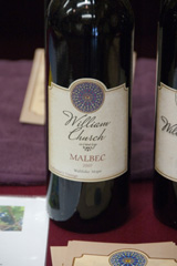 2007 William Church Malbec