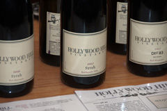 Hollywood Hill Vineyards wines