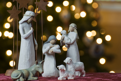 Nativity (Photo by jeffweese)