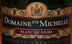 NV Domaine Ste. Michelle Blanc de Noirs Sparkling Wine