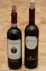 2006 Nipozzano Riserva and 2008 Remole