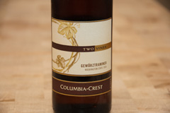 2008 Columbia Crest Two Vines Gewurztraminer