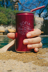 Francis Ford Coppola's Sofia Mini Blanc de Blancs (Photo from Francis Ford Coppola Winery)