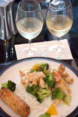 blogs pair wine chicken stir